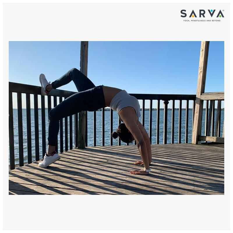 Sarva Yoga Studio Membership - OYO Townhouse 008 GK