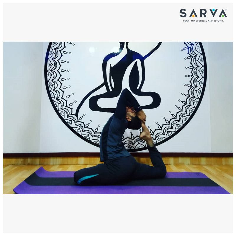 Sarva Yoga Studio Membership - OYO Townhouse 002 Green Park