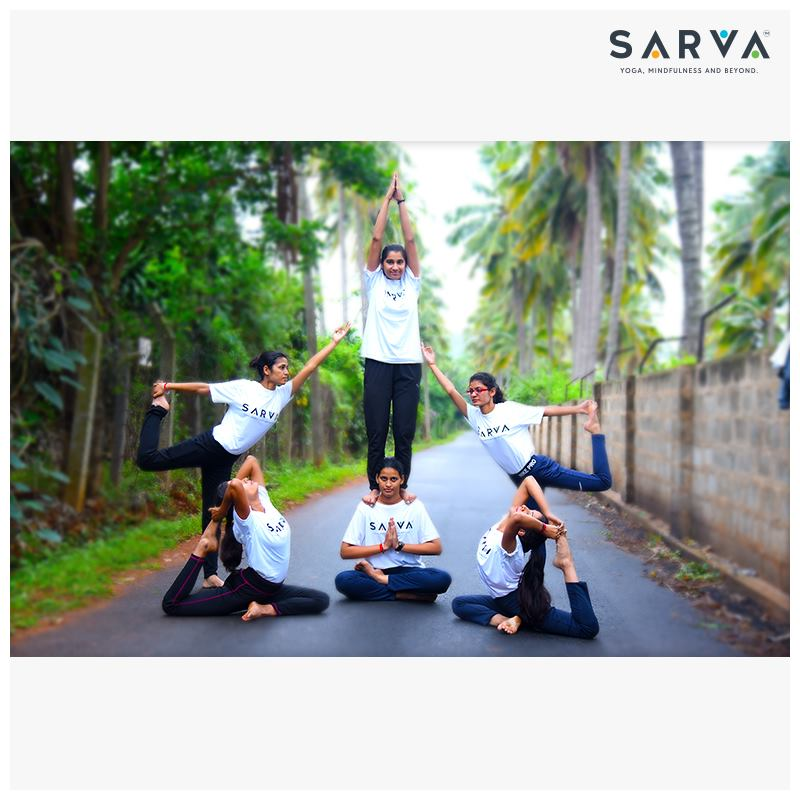 Sarva Yoga Studio Membership - OYO Townhouse 032 Galleria