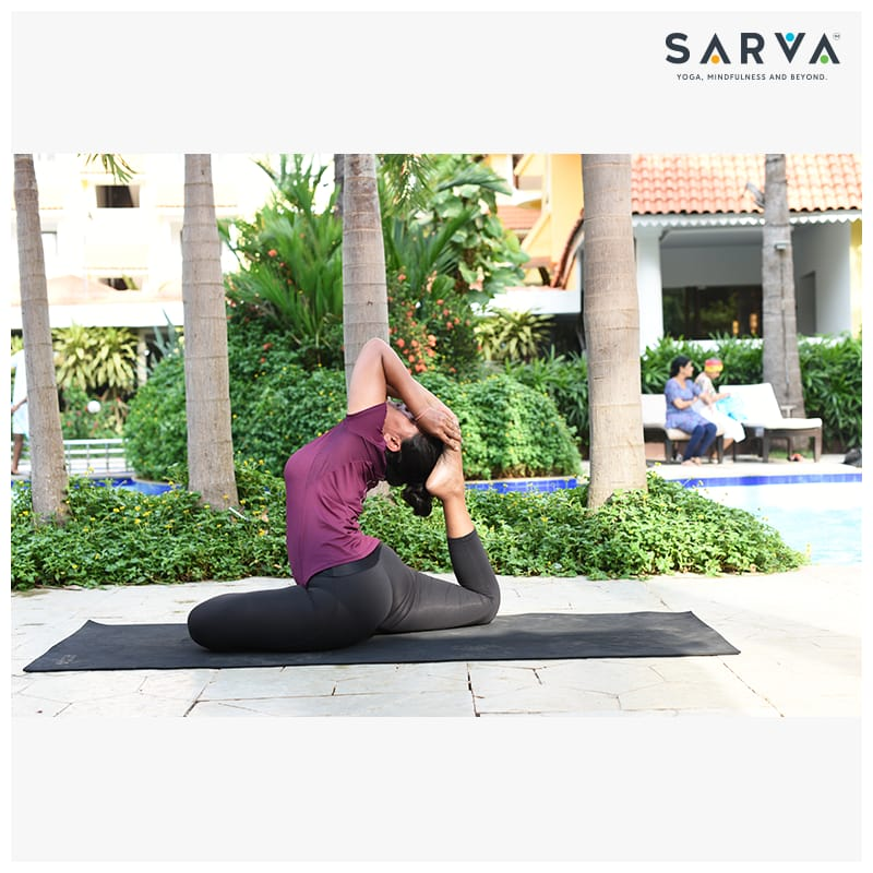 Sarva Yoga Studio Membership - OYO Townhouse 013 NFC