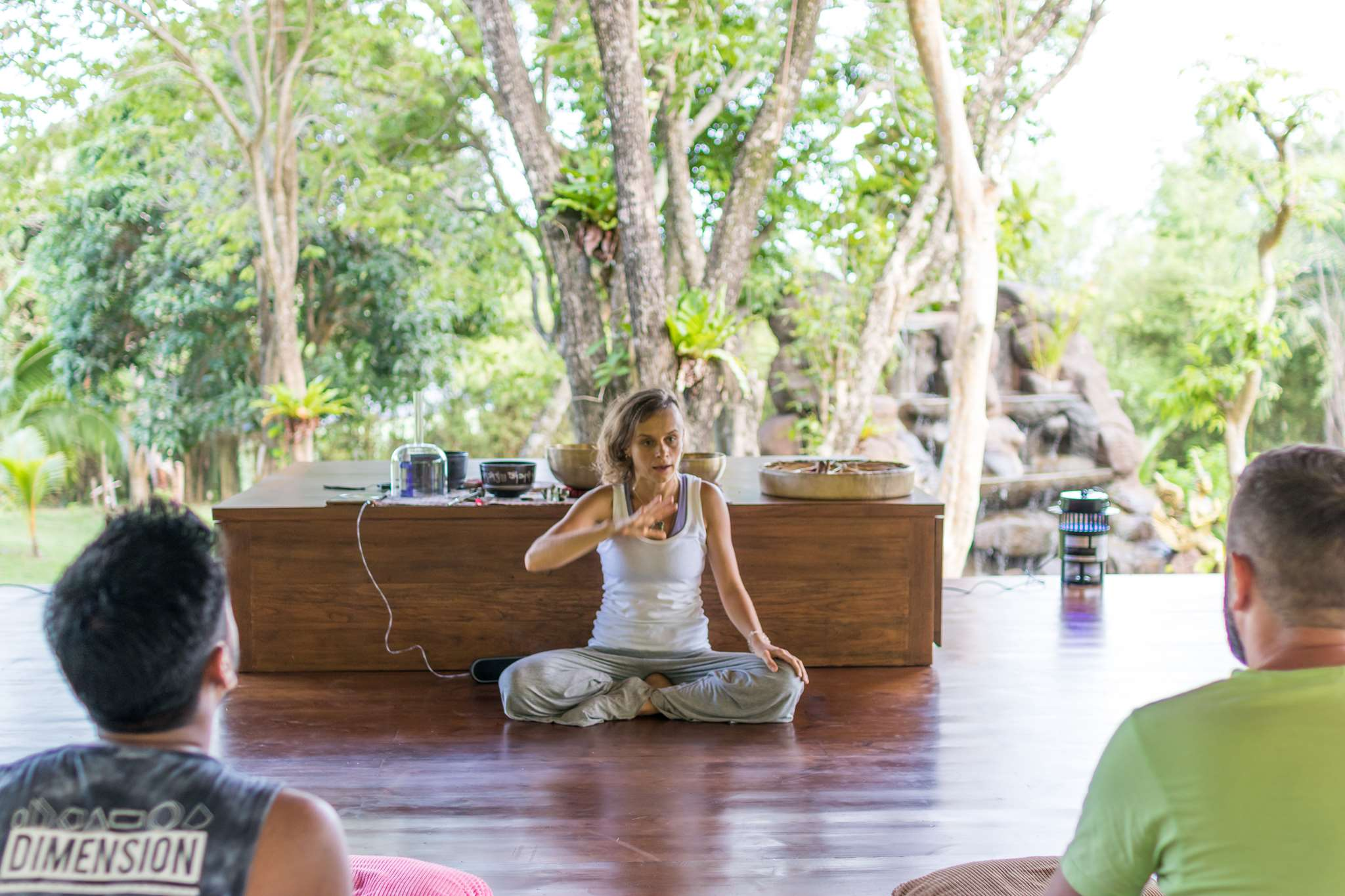 The pureness of Yoga Retreat, Min Stay 3 Nights in Phuket (Last Dry Season)