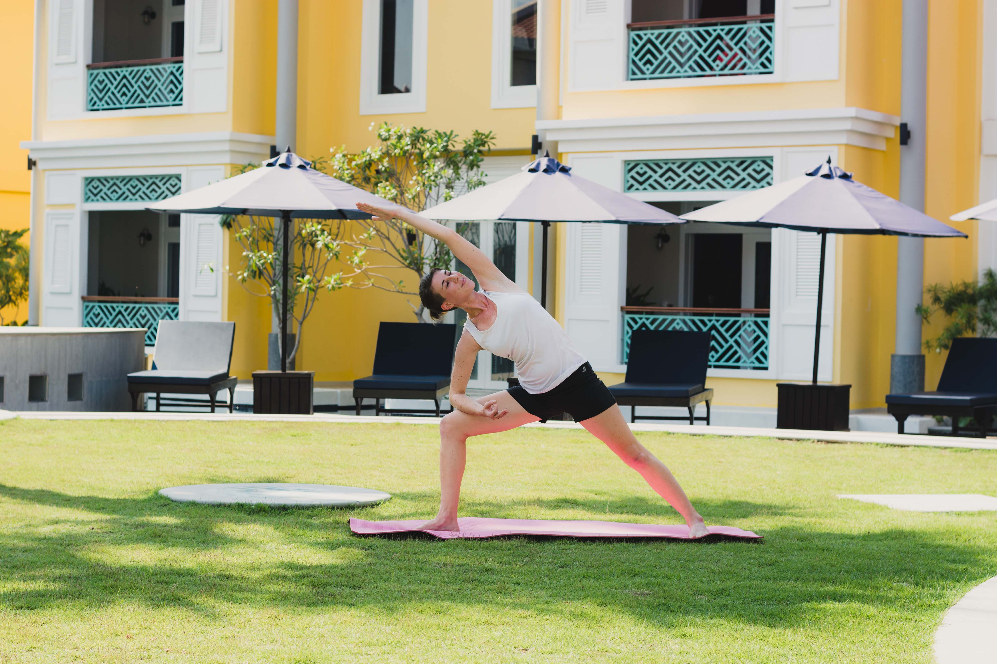 5 Days 4 Nights Luxury Yoga Retreat in Siem Reap, Cambodia