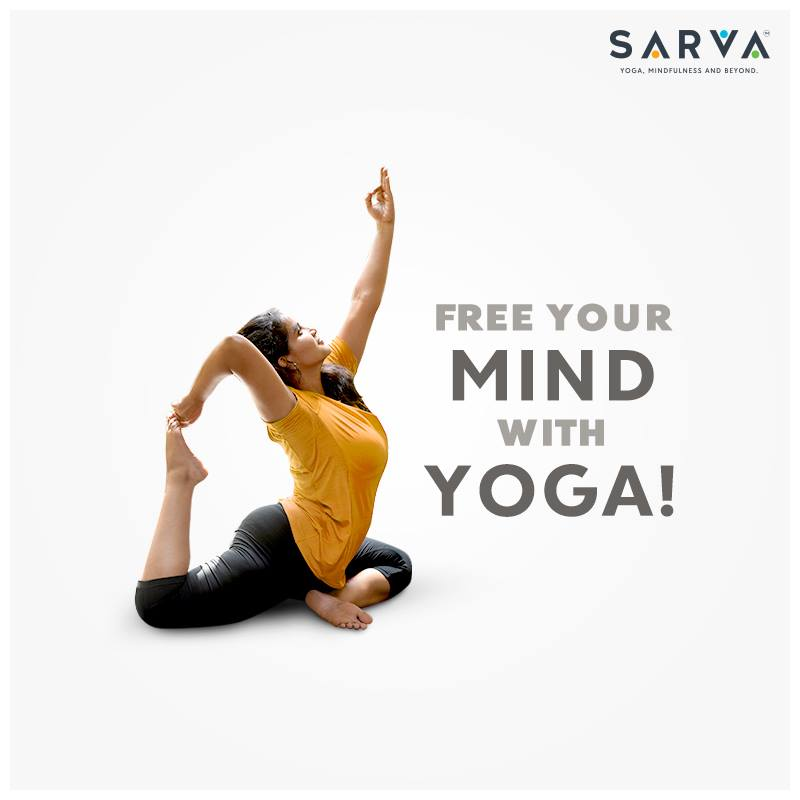 Live Yoga Sessions From Sarva Yoga ( One Week Free Trial )