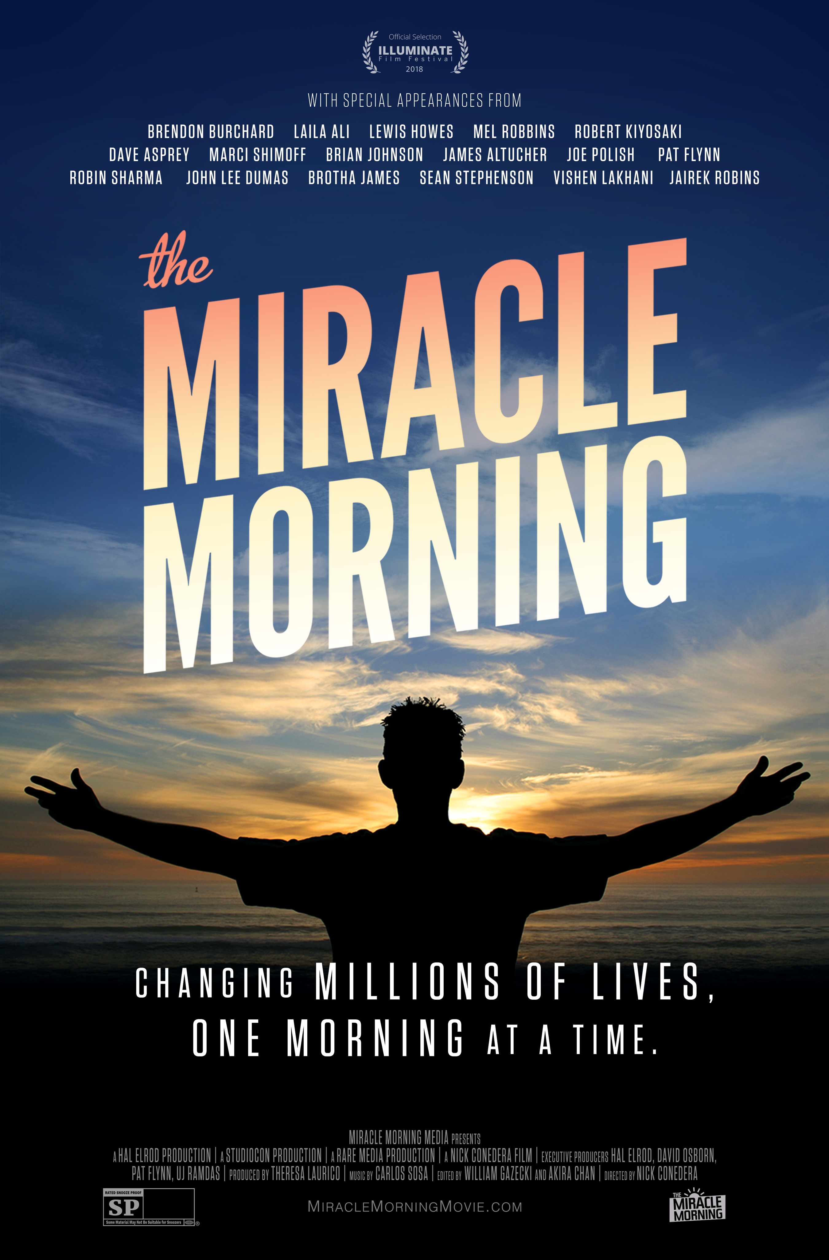 Free e-Book - The Miracle Morning: The Not-So-Obvious Secret Guaranteed to Transform Your Life by Hal Elrod