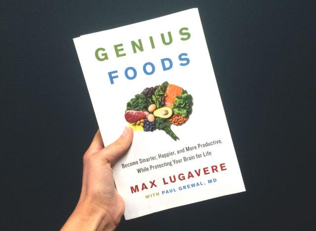 Free e-Book - Genius Foods by Max Lugavere