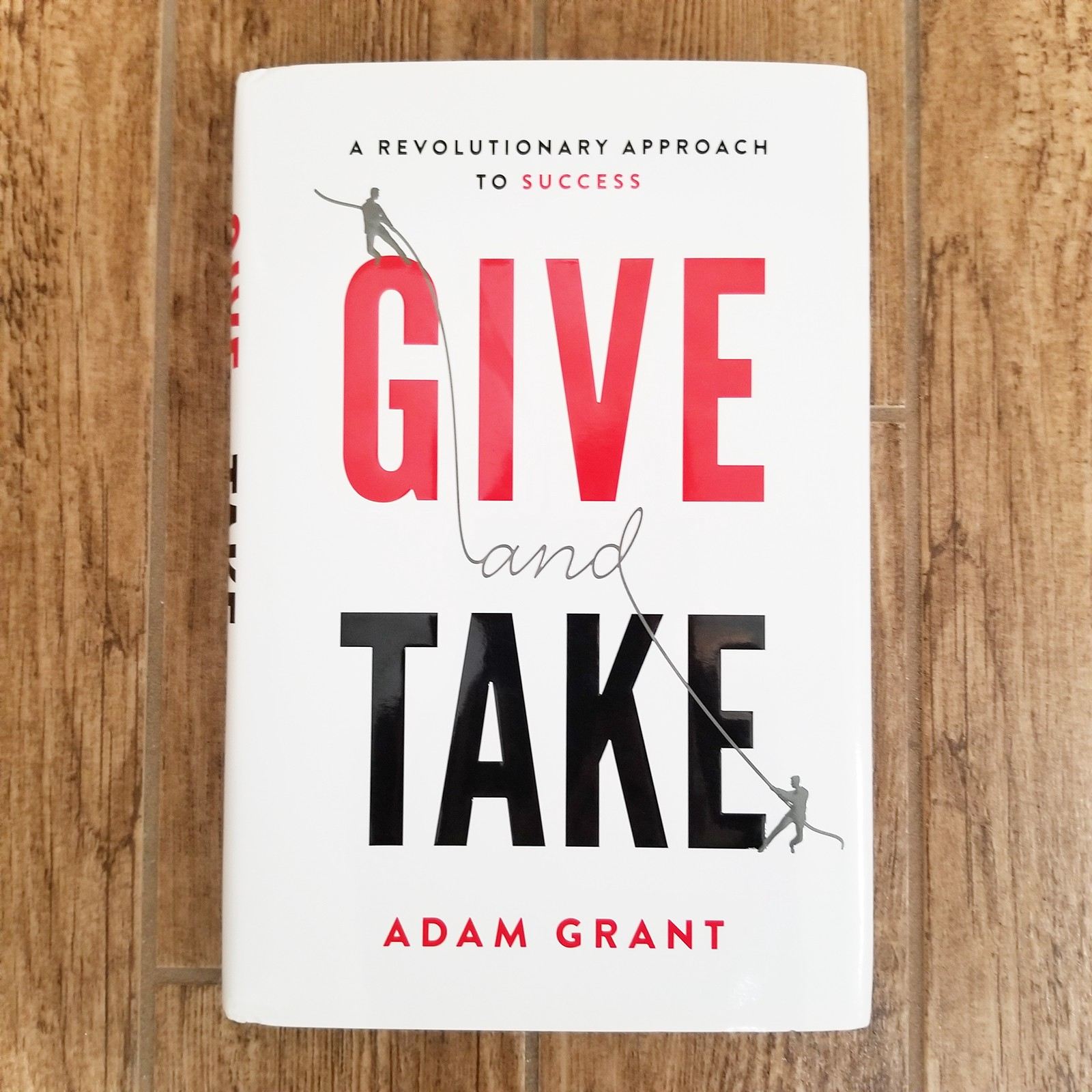 Free e-Book -Give and Take by Adam Grant
