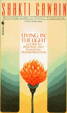 Free e-Book - Living In The Light by Shakti Gawain