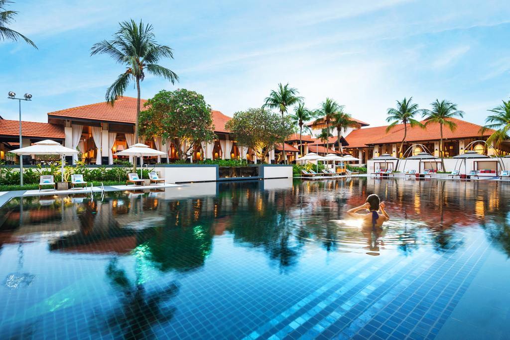 Accor's Singapore Exclusive Wellness Staycation 4 Days 3 Nights at Sofitel, Sentosa Resort & Spa Singapore